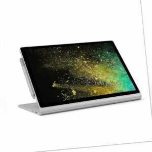 """Microsoft Surface Book 2 1832 i5 8GB 256GB 13"""" Touch Win 10 Tablet 2-in-1 A-"""