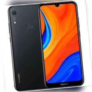 "Huawei Y6s 32GB Starry Black NEU Dual SIM 6,09"" Smartphone Handy..."