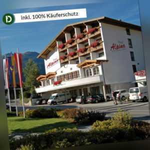 Pitztal 7 Tage Wenns Urlaub Hotel Alpina 4 Sterne Reise-Gutschein 3/4-Pension