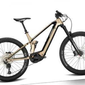 Conway Xyron S327Modell 2021 46cm (L) Trail Fully E-MTB Bosch CX