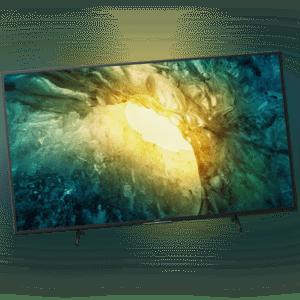 Sony KD55X7055 4K Ultra HD LED Fernseher 139 cm [55 Zoll] Smart TV HDR Schwarz