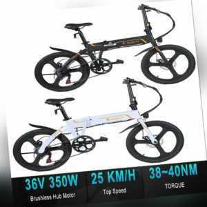 NIUBILITY B20 Elektrofahrrad E-bike 350W Motor 20In Rad 38-40NM PAS Modus NEU