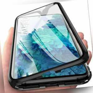 Hülle Für Xiaomi Redmi Note 10/10s/10 Pro Magnet Metall Tasche Case Handy Schutz