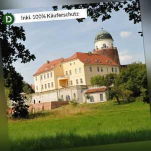 6 Tage Urlaub im BioHotel Burg Lenzen in Brandenburg mit Frühstück