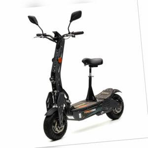 ElektroRoller FORÇA Evoking IV 45kmh STRAßENZULASSUNG EScooter E-Scooter 1000W