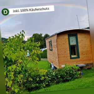 6 Tage Urlaub in einem Schäferwagen am Diemelsee im Upland - Sauerland