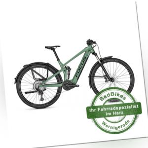 Focus Thron² 6.8 EQP Bosch Trail & Touren Fullsusp. Elektro Mountainbike 2020