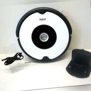 I-Robot Staubsaugerroboter Roomba 605 - Ausstellungsstück