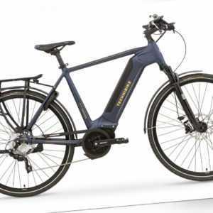 28 Zoll E-Bike TechniBike Trekking Elektro Fahrrad Conti 600Wh 10 G. XL C-Ware