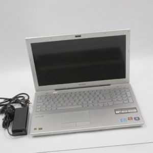"""Sony Vaio PCG-41414M 15,5"""" 2,4GHz i5 4GB RAM 500GB HDD - Teildefekt #155"""