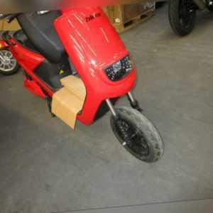 blu:s XT2000 STALKER 25 kmh rot Elektroroller E-Scooter ...