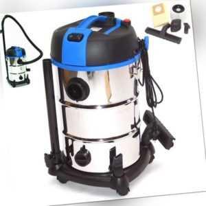 Staubsauger Nass-Trockensauger 30L Industriesauger 56112 Filterreinigung Gebläse