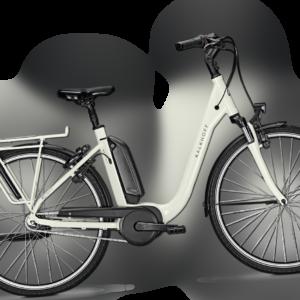 KALKHOFF City e-bike Elektrofahrrad AGATTU 1.B MOVE C (Rücktritt) weiß Gr.L/55
