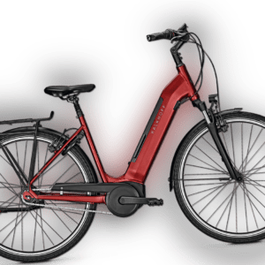 KALKHOFF E-Bike Elektrofahrrad AGATTU 3.B ADVANCE Wave red Gr. M/50cm 500Wh