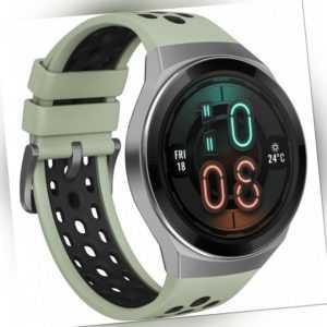 Huawei Watch GT2e 53mm Gehäuse, 46 mm Band greenSmartwatch...