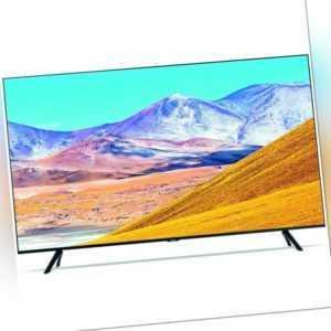 Samsung GU65TU8079UXZG 163 cm (65 Zoll) 4K-LED-TV, Smart TV, 2100PQI, schwarz