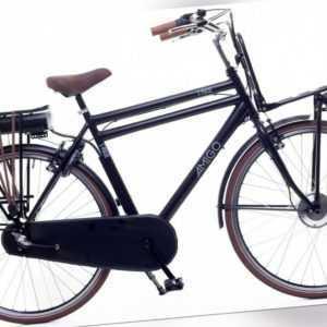 "E-Bike 28"" Zoll Elektrofahrrad Lastenfahrrad Herren 53/56 cm 250W 36V/13Ah 3G"