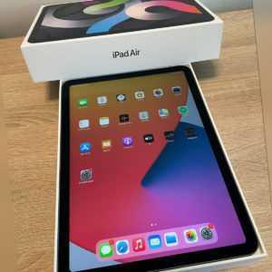 Apple iPad Air 4. Gen 64GB, Wi-Fi, 10,9 Zoll - Space Grau TOP ZUSTAND HÄNDLER!