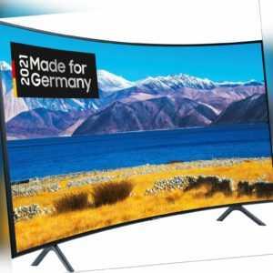Samsung GU55TU8379U Curved-LED-TV 138 cm 55 Zoll, 4K Ultra HD, Smart-TV, WLAN