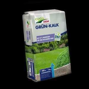 Cuxin Grün-Kalk 20 kg Kalk Rasenkalk Granulat Grünkalk Gartenkalk Magnesium