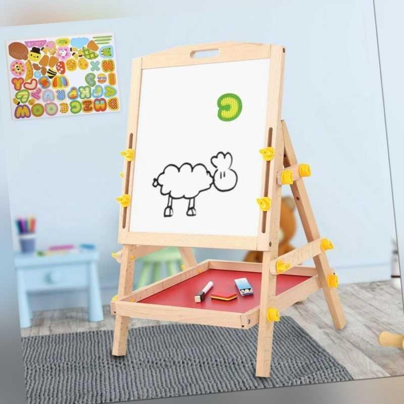 Kinder Tafel Maltafel Schreibtafel Schultafel Whiteboard Zweiseitige Geschenk DE