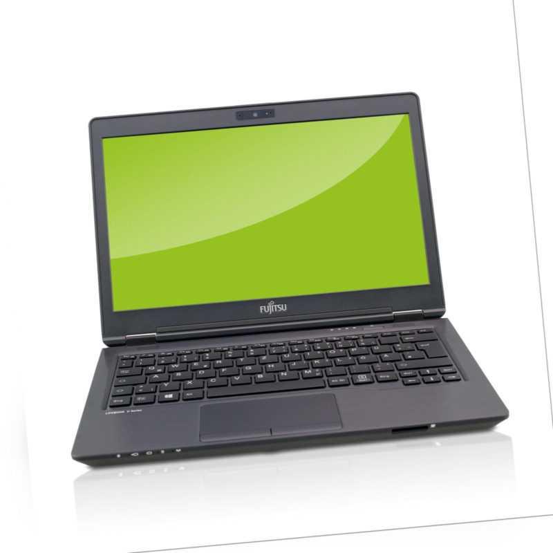 FUJITSU LIFEBOOK U727 Intel Core i5 6. Gen 2,30GHz 8GB 256GB SSD 12,5 Zoll FHD