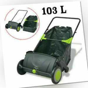 Kehrmaschine Handkehrmaschine Rasenkehrer Kehrer 103 L Laubkehrmaschine Kehrer
