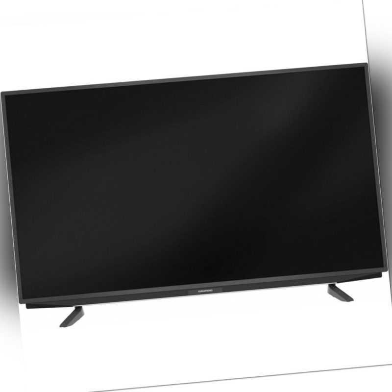 Grundig 43 GUA 7100 Barcelona 108 cm (43 Zoll) LCD-TV mit LED-Technik anthrazit