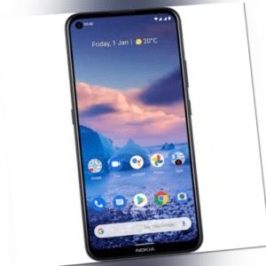 Nokia 5.4 Smartphone 128 GB Dual-SIM 6.39 Zoll Android 10 Octa...