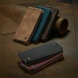 für Xiaomi MI 11 Lite Handy Tasche Handyhülle Schutz Flip Cover Wallet Case Etui
