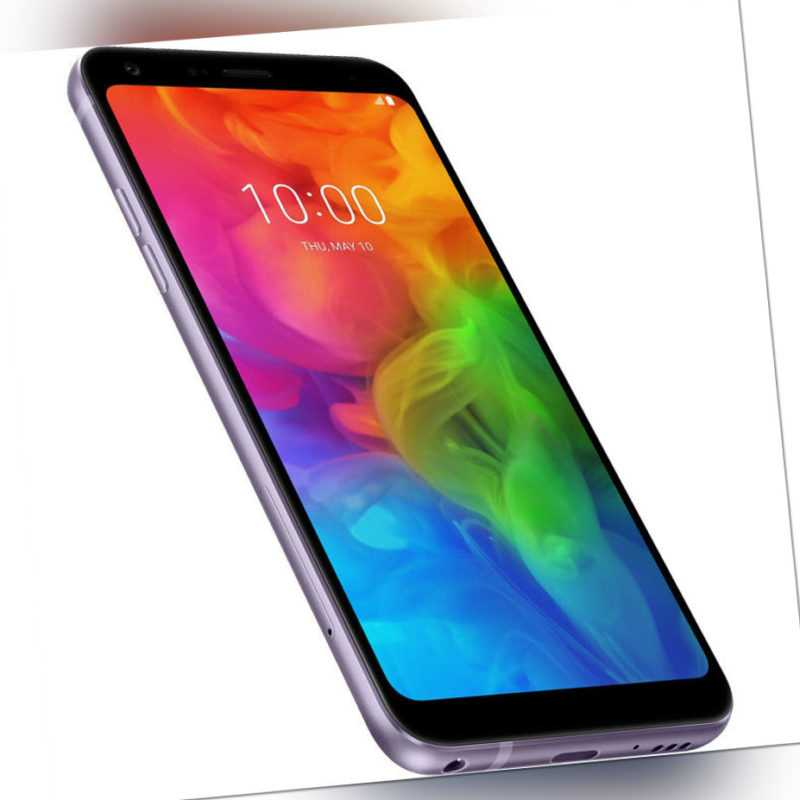 LG Q7 - 32GB Violet