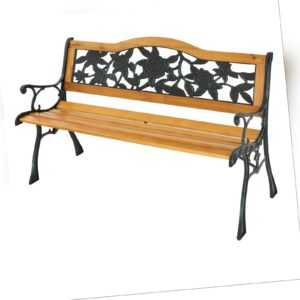 Gartenbank Parkbank Sitzbank 3-Sitzer Bank Gartenmöbel Massivholz ML-Design®