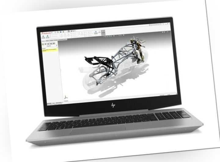 "HP zBook 15v G5 Core i7-9750H 2.6GHz 15.6"" Full HD 16GB RAM 512GB SSD Win 10 Pro"