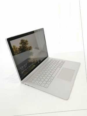 Microsoft Surface Book 13 Convertible Intel Core i5-6300U 2,40GHz 128GB SSD TOP