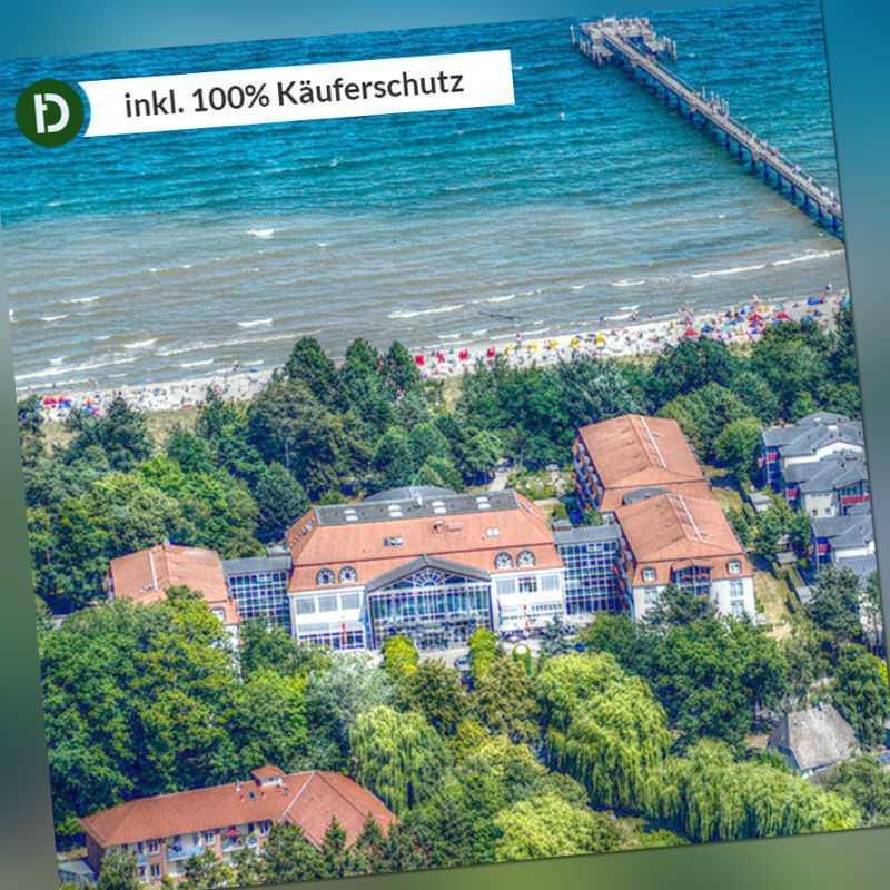 8 Tage Urlaub im Hotel Großherzog von Mecklenburg in Boltenhagen mit Frühstück
