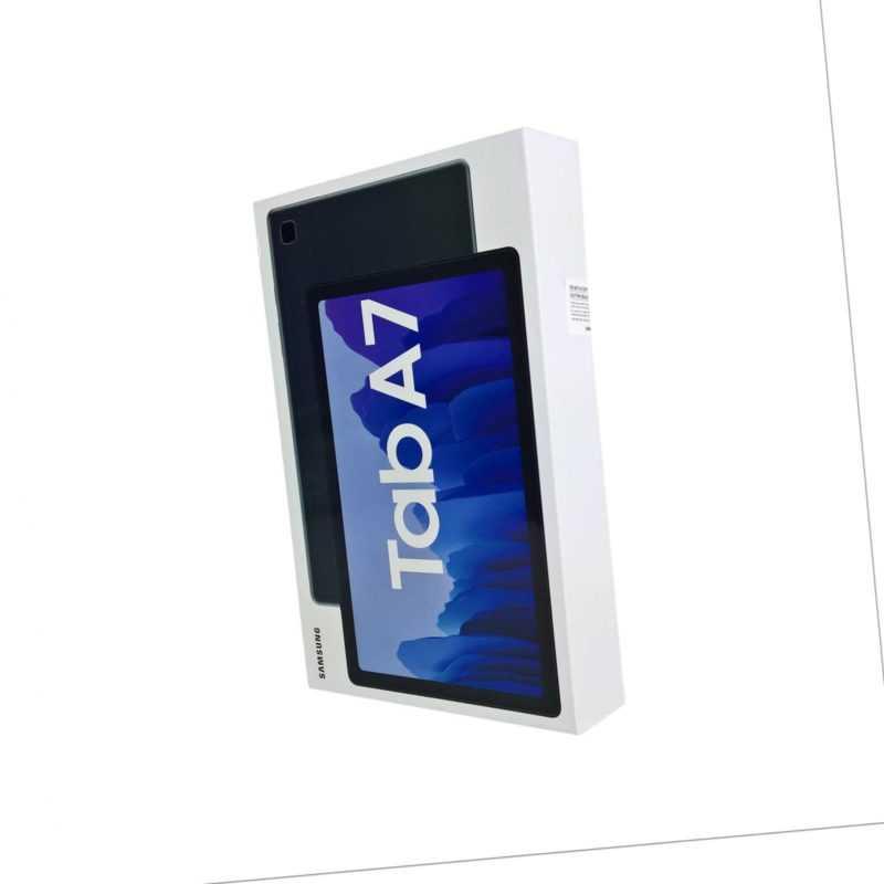 "Samsung Galaxy TAB A7 10.4"" T505N grau LTE Tablet 32GB SM-T505NZAAEUB NEU OVP"