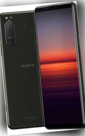 Sony Xperia 5 II 5G 128GB Dual Sim Schwarz #