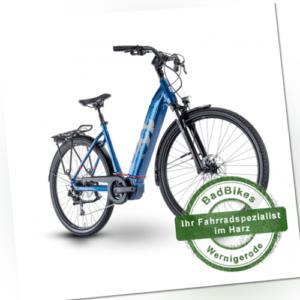 Husqvarna Gran City 3 Shimano Steps Elektro Fahrrad 2021