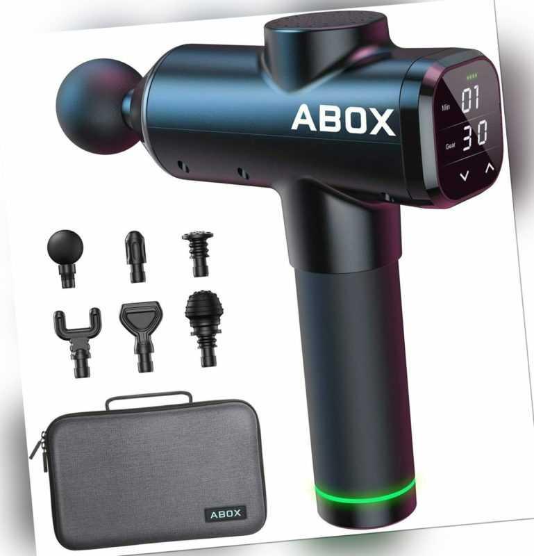ABOX Hero 1 Electric Massage Gun Massagepistole Massage Muscle Massagegerät