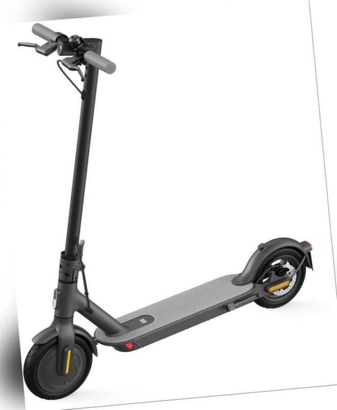 Xiaomi E-Scooter 1S mit Straßenzulassung 14 Jahre Scheibenbremsen 20 km/h 30km