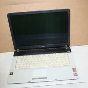 Sony Vaio PCG - 791M Notebook Defekt/Bastler