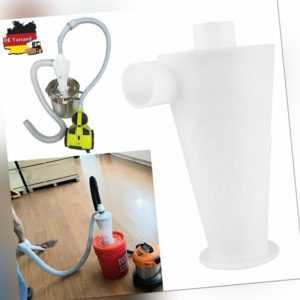 【DE】 Zyklon Abscheider Staubabscheider Filter Staubabsaugung Staubkommander DHL