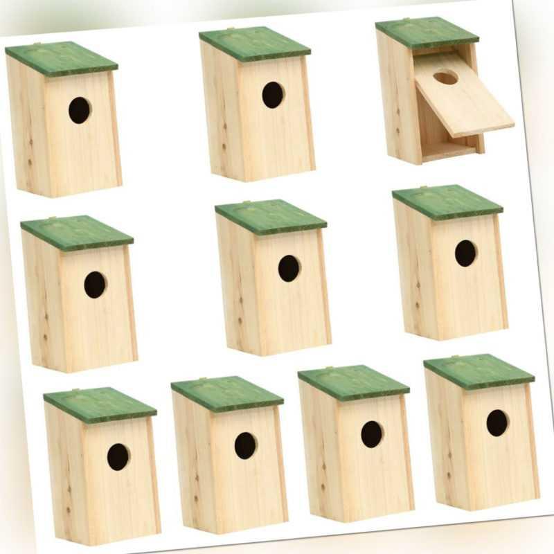 Vogelhäuser Vogelhaus Nistkasten Meisenkasten Nisthöhle Nistkästen für Vögel
