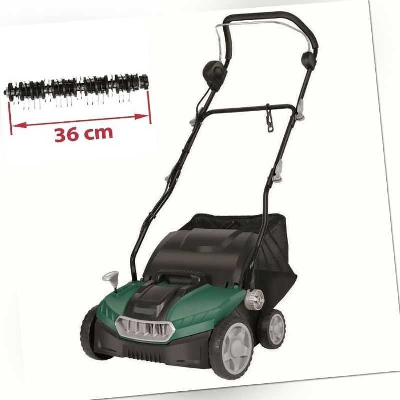 Elektro-Vertikutierer-Lüfter F-EVL 1536-2 gebraucht