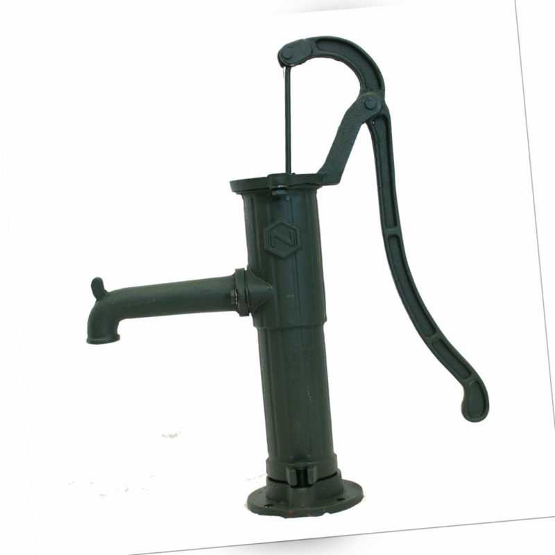 Schwengelpumpe Gartenpumpe Handschwengelpumpe Wasserpumpe Handpumpe B-Ware
