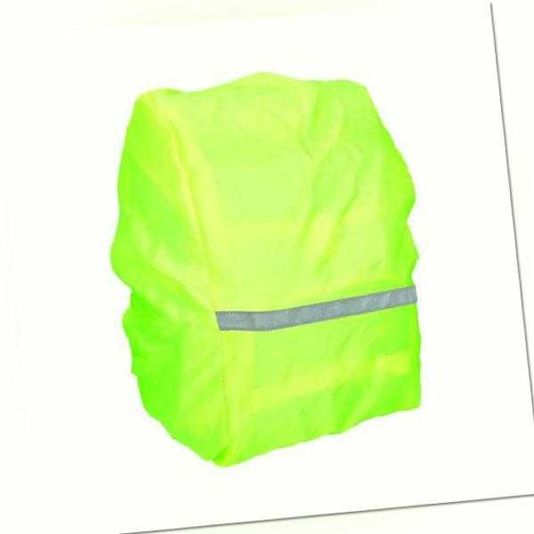Schulranzen Regen Schutz wasserdicht Reflektor neon SPIRIT gelb neu