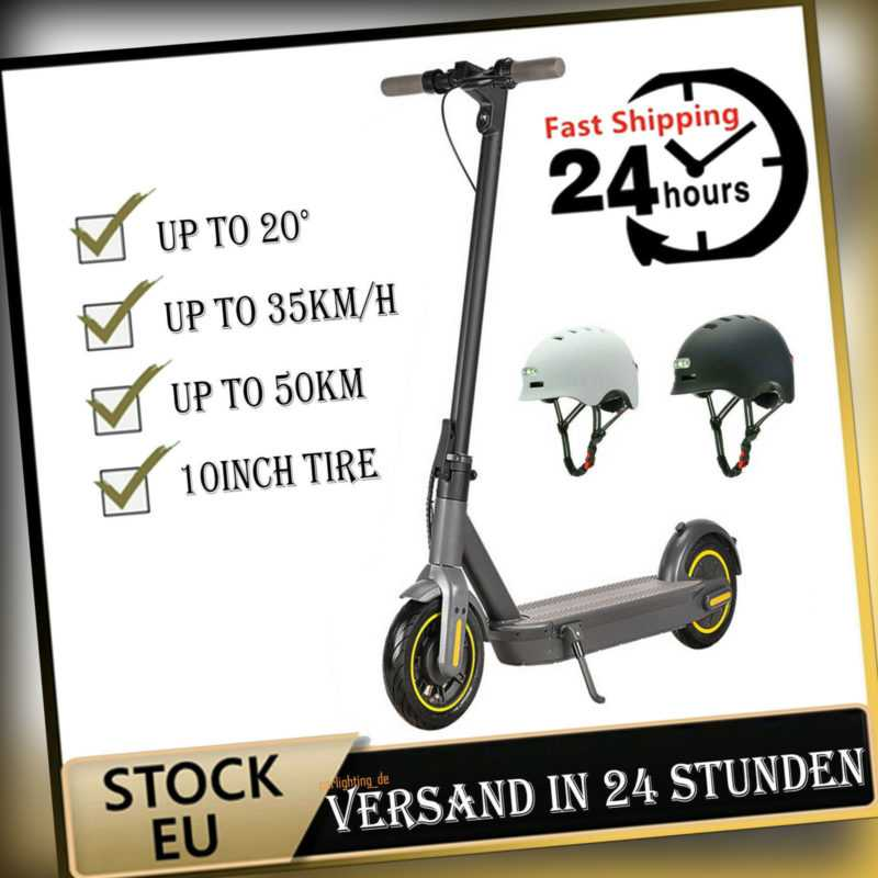 Elektro Scooter 700 Watt E-Scooter Roller 35km/h 54.6V 15.2Ah Elektroroller Neu
