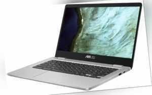ASUS 14 Zoll 64 GB eMMC 8 GB RAM Celeron N Chromebook C423NA-EC0376 B-WARE