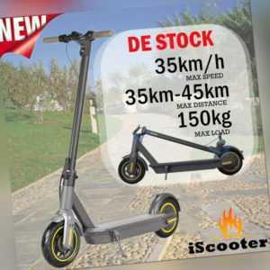 Elektroroller Elektro Scooter 720 Watt E-Scooter Roller 35km/h 48V 15.2Ah Hot