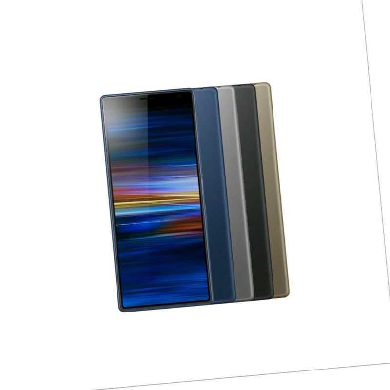 Sony Xperia 10 Plus Dual Sim / 64GB / diverse Farben / MwSt. /...